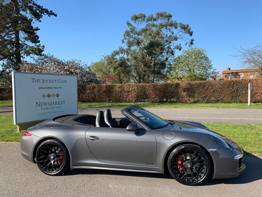Used Porsche 911 For Sale Newmarket Suffolk