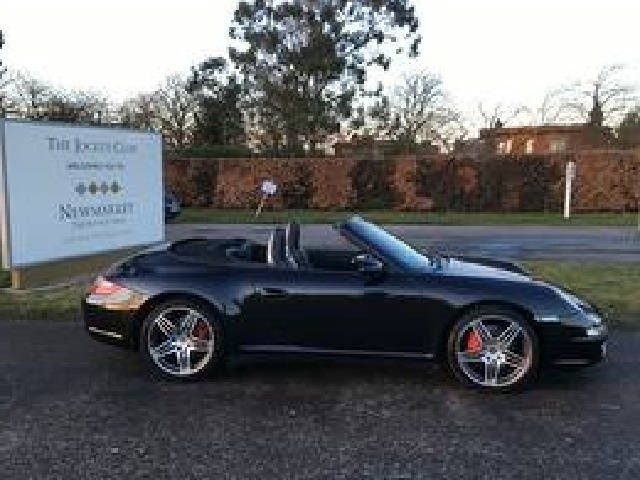 used Porsche 911 997 Carrera 4S Cabriolet Tiptronic S AWD 2dr in newmarket-suffolk