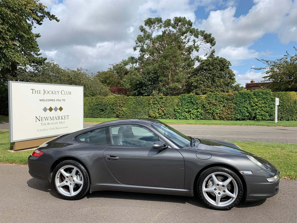 used Porsche 911 997 Carrera Tiptronic S 2dr in newmarket-suffolk