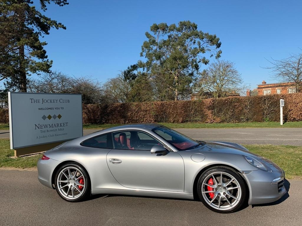 used Porsche 911 991 Carrera S PDK 2dr in newmarket-suffolk