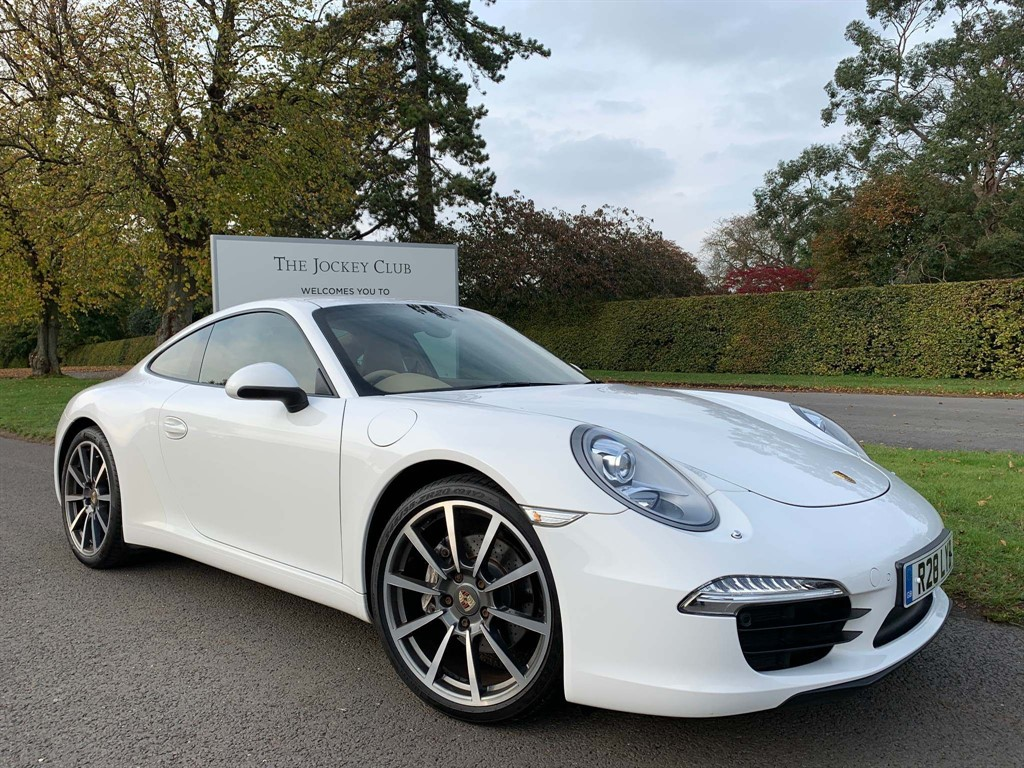 used Porsche 911 991 Carrera PDK (s/s) 2dr EU5 in newmarket-suffolk
