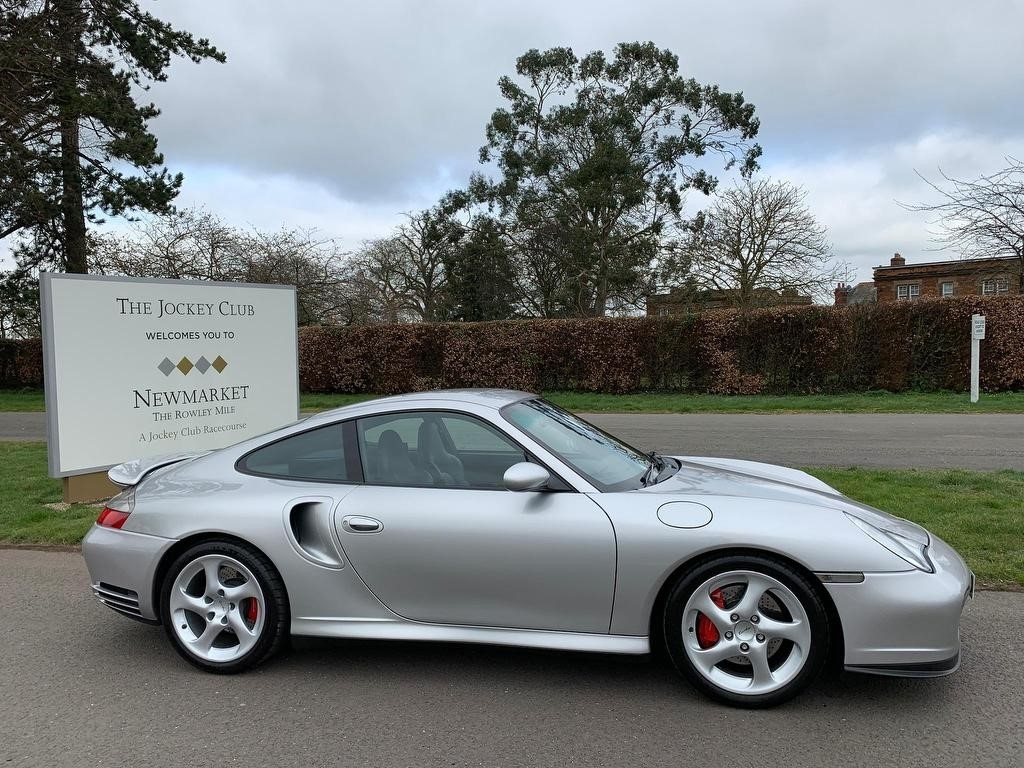 used Porsche 911 Turbo Tiptronic S AWD 2dr in newmarket-suffolk