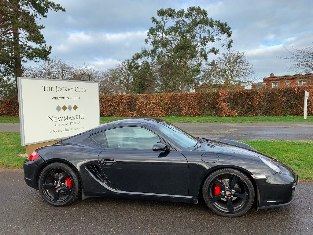 used Porsche Cayman 987 2dr in newmarket-suffolk