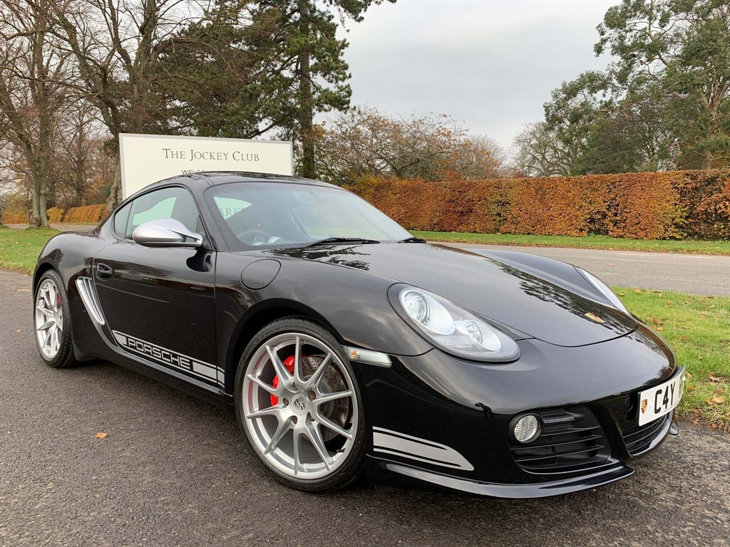 used Porsche Cayman 987 R PDK in newmarket-suffolk
