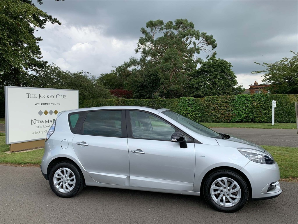 used Renault Scenic dCi ENERGY Limited Nav (s/s) 5dr in newmarket-suffolk