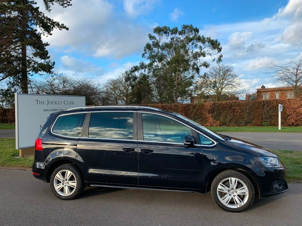 used SEAT Alhambra TDI Ecomotive CR SE 5dr in newmarket-suffolk