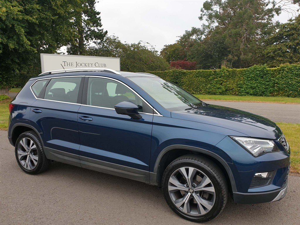 used SEAT Ateca SE Technology 4Drive (s/s) in newmarket-suffolk