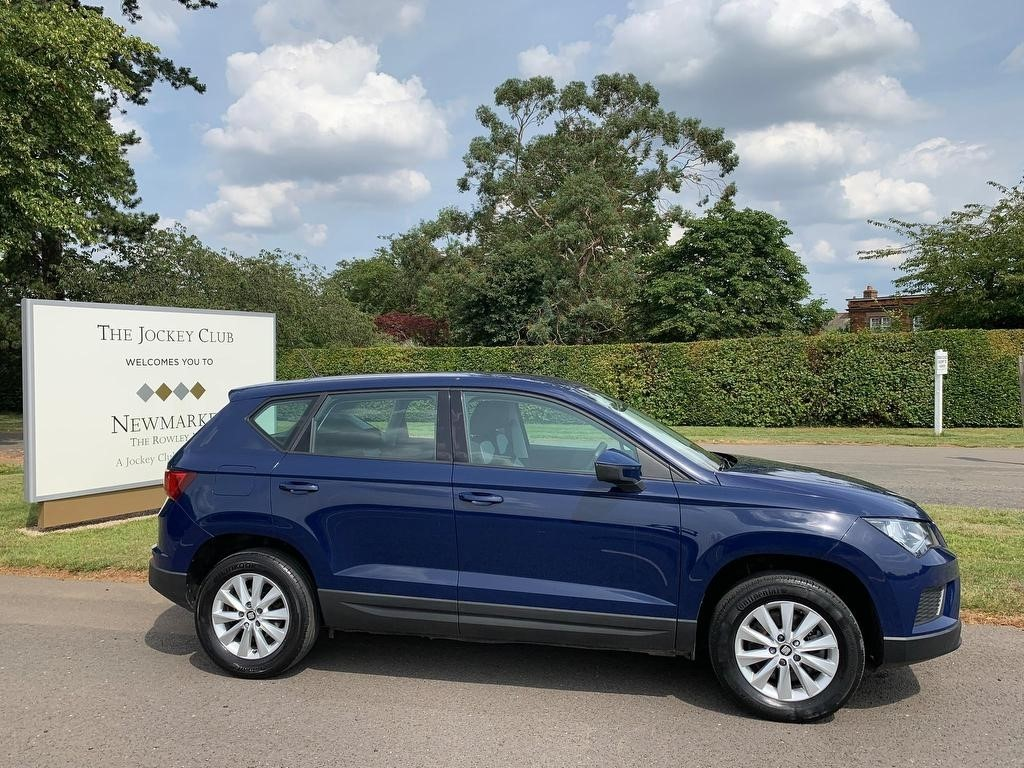 used SEAT Ateca TSI Ecomotive S (s/s) 5dr in newmarket-suffolk