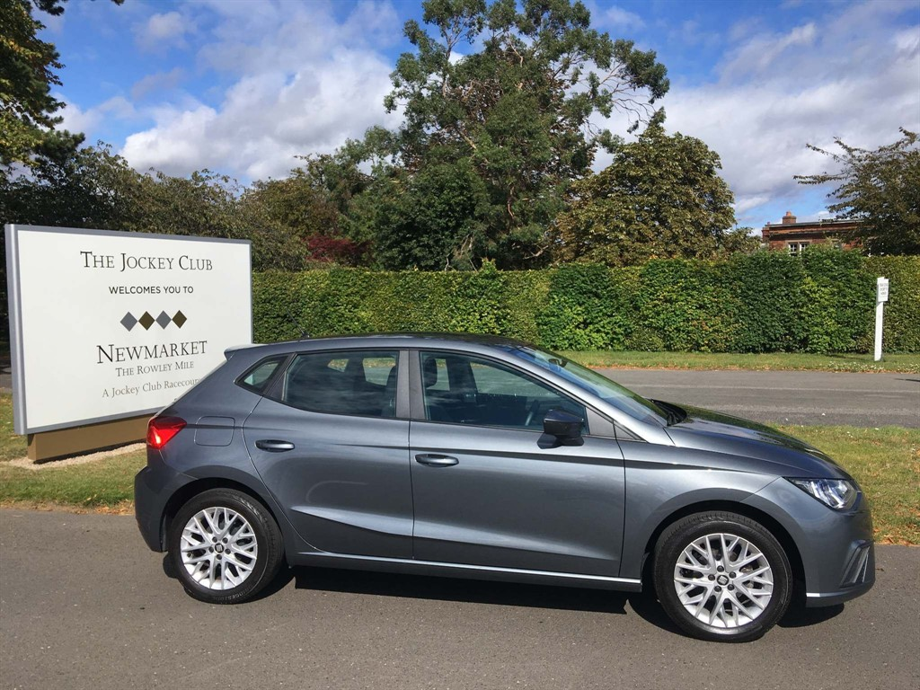 used SEAT Ibiza SE (s/s) in newmarket-suffolk