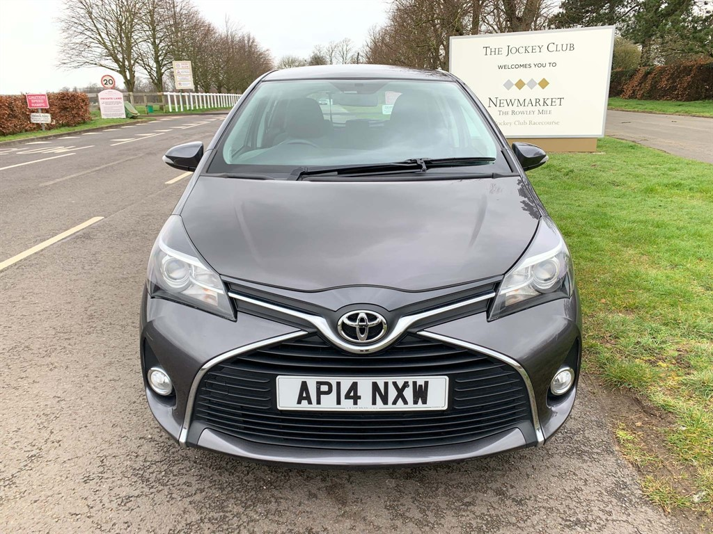 used Toyota Yaris 1.33 Dual VVT-i Icon EU5 in newmarket-suffolk