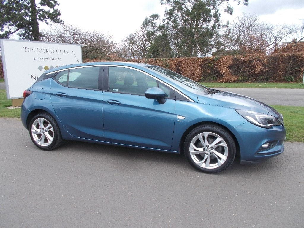 used Vauxhall Astra i 16v Turbo SRi 5dr in newmarket-suffolk