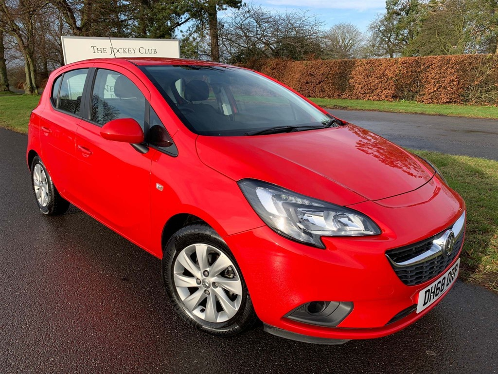 used Vauxhall Corsa ecoTEC Design in newmarket-suffolk