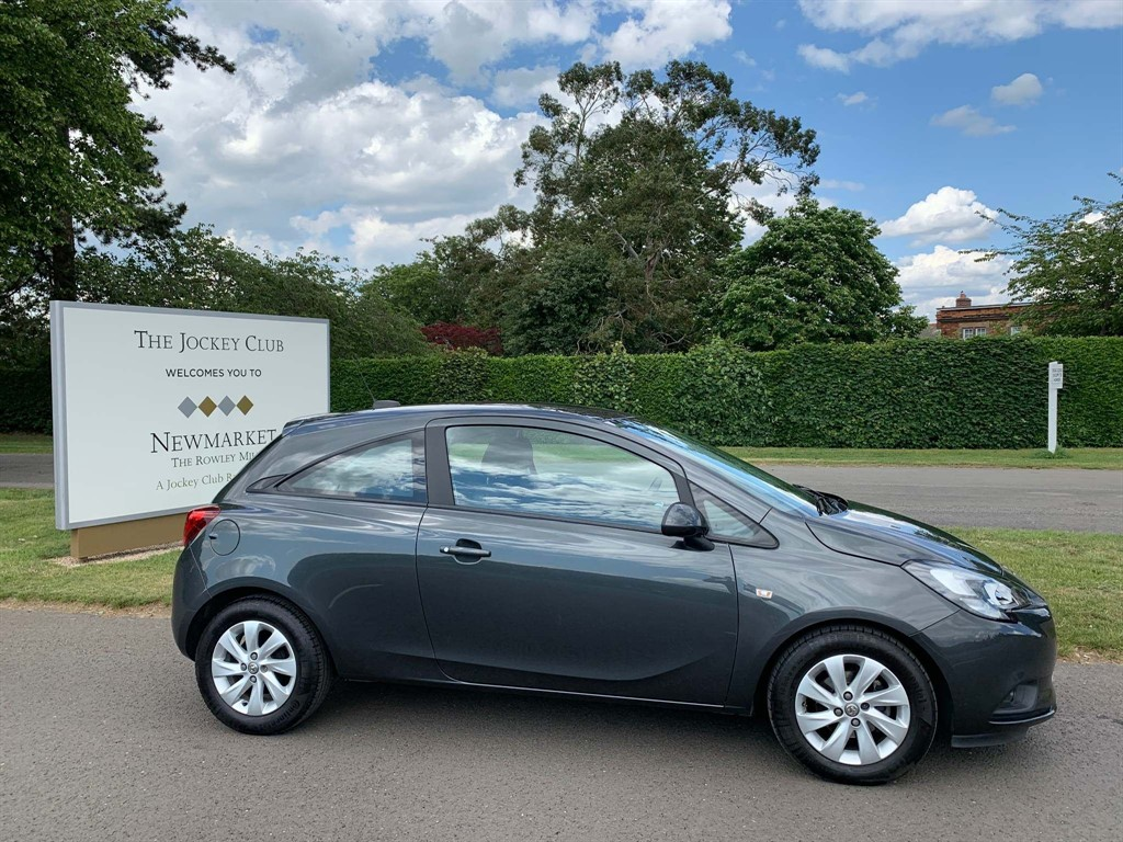 used Vauxhall Corsa i ecoFLEX Design 3dr in newmarket-suffolk
