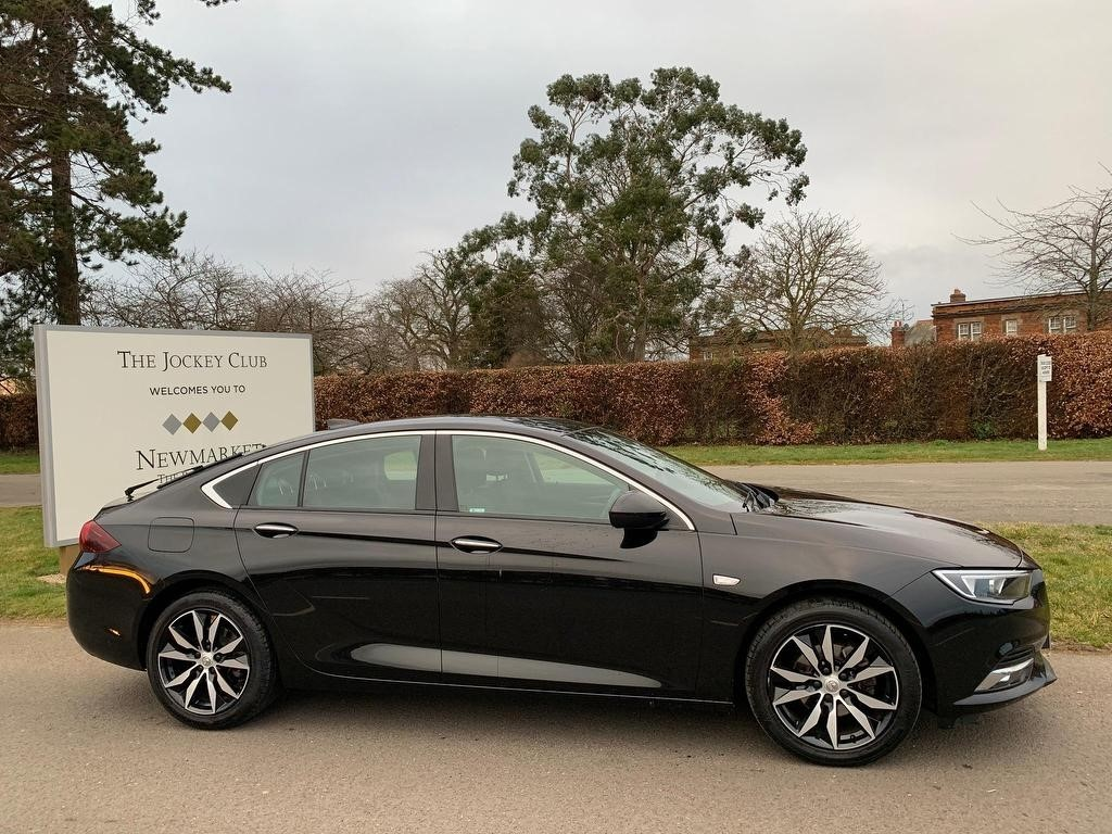 used Vauxhall Insignia Turbo Tech Line Nav Grand Sport (s/s) 5dr in newmarket-suffolk