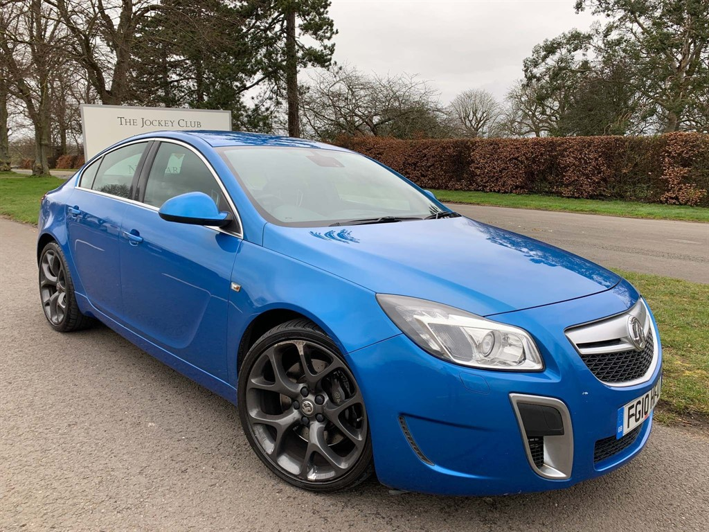 used Vauxhall Insignia Turbo V6 24v VXR in newmarket-suffolk