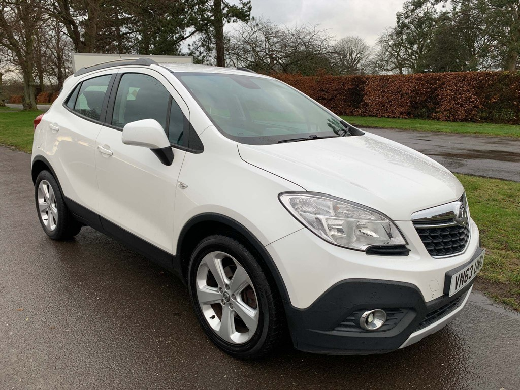 used Vauxhall Mokka ecoFLEX 16v Exclusiv FWD (s/s) in newmarket-suffolk