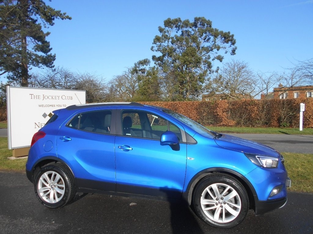 used Vauxhall Mokka X Active 5dr (start/stop) in newmarket-suffolk