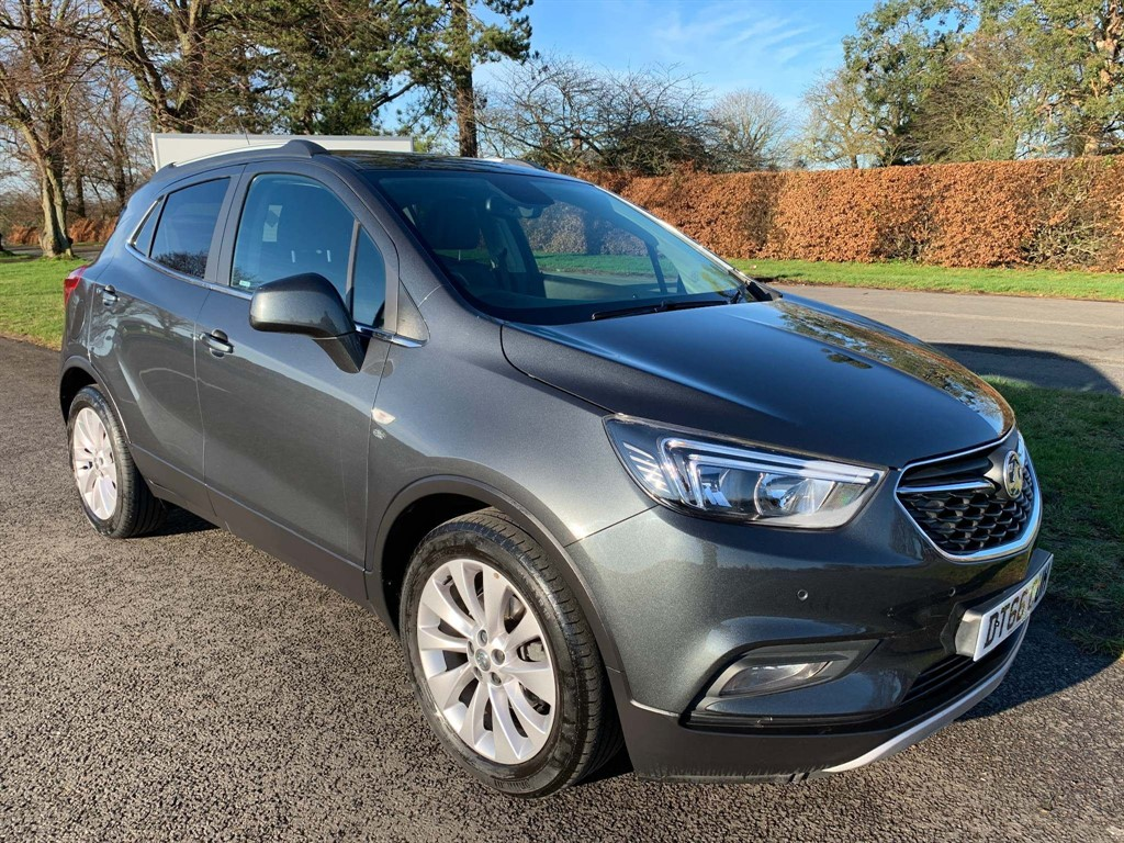 used Vauxhall Mokka X 1.6i Elite (s/s) 5dr in newmarket-suffolk