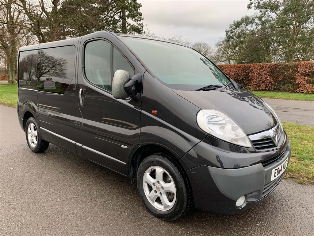 used Vauxhall Vivaro Sportive (SWB, EU5) in newmarket-suffolk