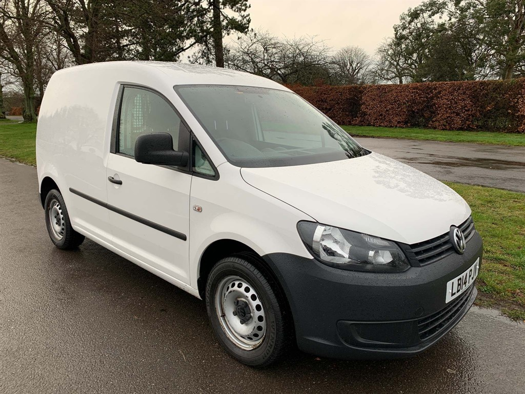 used VW Caddy C20 Startline in newmarket-suffolk