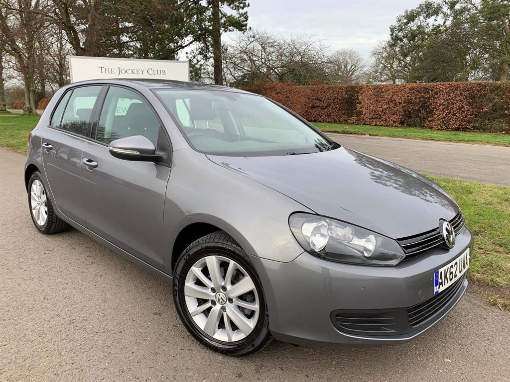 used VW Golf Match DSG in newmarket-suffolk