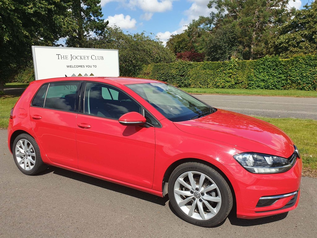 used VW Golf GT DSG (s/s) in newmarket-suffolk
