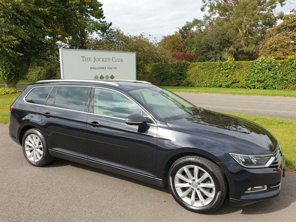 used VW Passat BlueMotion Tech SE Business (s/s) in newmarket-suffolk