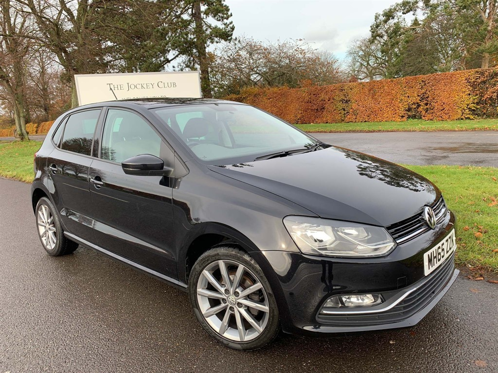 used VW Polo BlueMotion Tech SE Design (s/s) in newmarket-suffolk