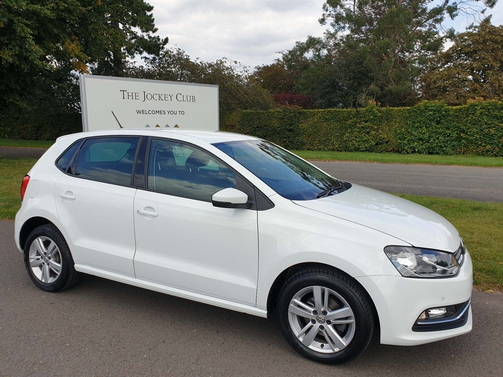 used VW Polo BlueMotion Tech Match (s/s) in newmarket-suffolk