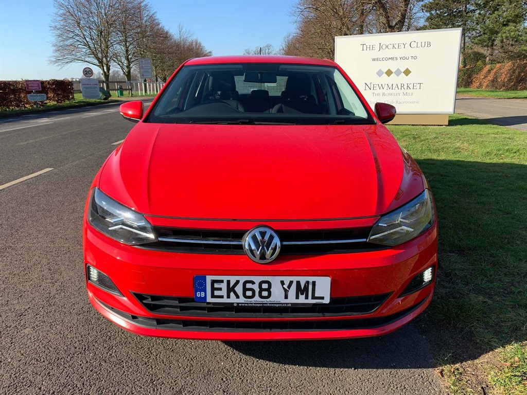 used VW Polo SE (s/s) in newmarket-suffolk