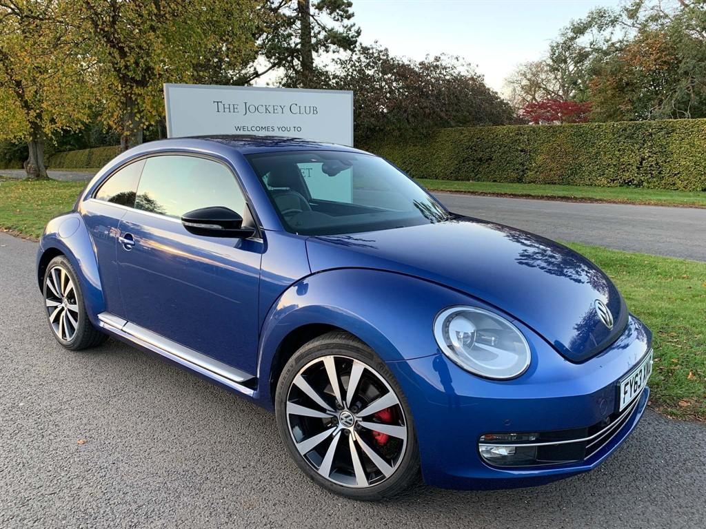 used VW Beetle TSI Sport DSG 3dr in newmarket-suffolk