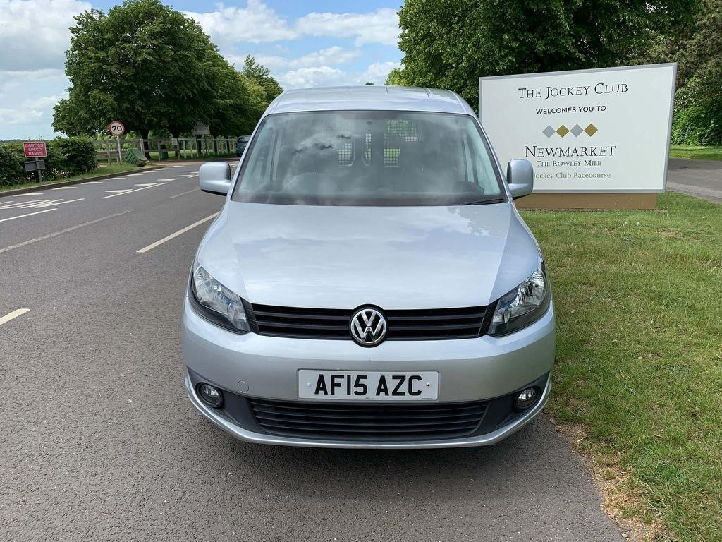 used VW Caddy TDI C20 Highline Panel Van 4dr in newmarket-suffolk