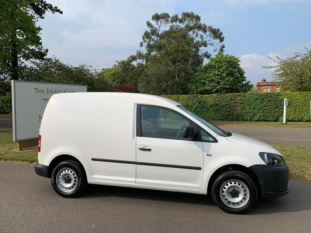 used VW Caddy TDI C20 Startline Panel Van 4dr in newmarket-suffolk