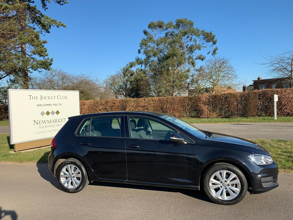 used VW Golf TDI SE (s/s) 5dr in newmarket-suffolk