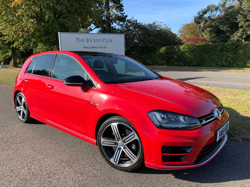 used VW Golf TSI BlueMotion Tech R 4MOTION (s/s) 5dr in newmarket-suffolk