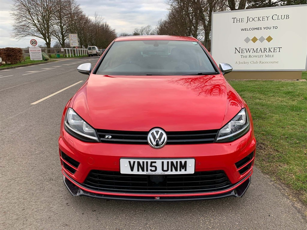 used VW Golf BlueMotion Tech R 4MOTION (s/s) in newmarket-suffolk