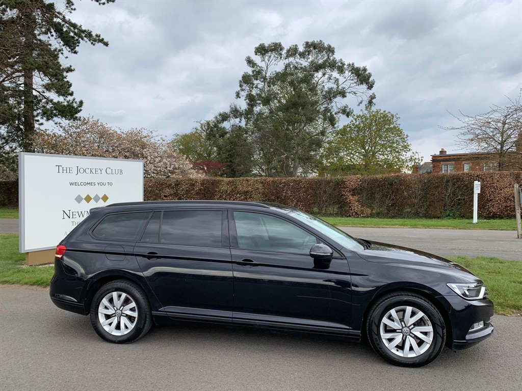 used VW Passat TDI BlueMotion Tech S (s/s) 5dr in newmarket-suffolk