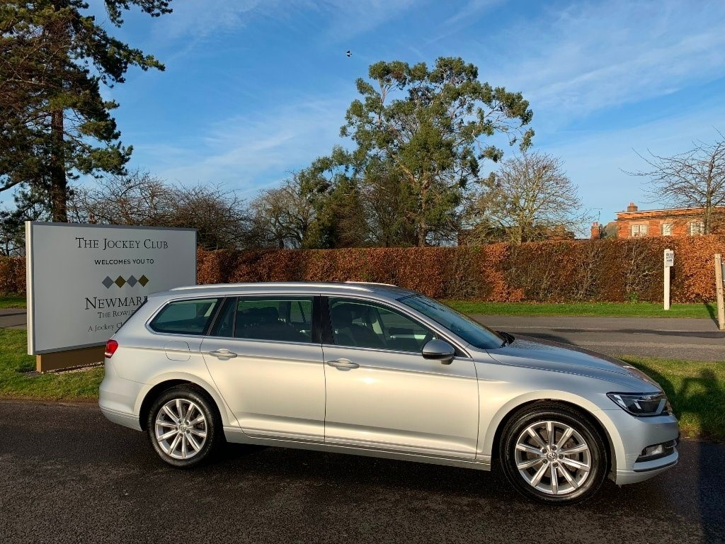 used VW Passat TDI BlueMotion Tech SE (s/s) 5dr in newmarket-suffolk