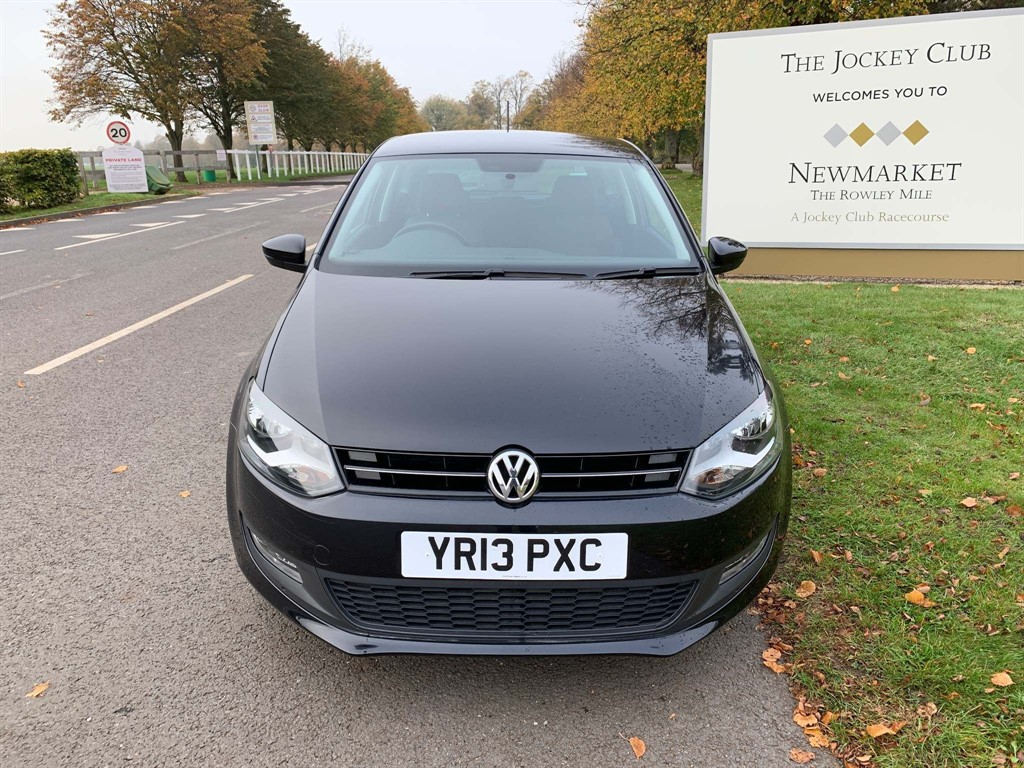 used VW Polo Match DSG in newmarket-suffolk