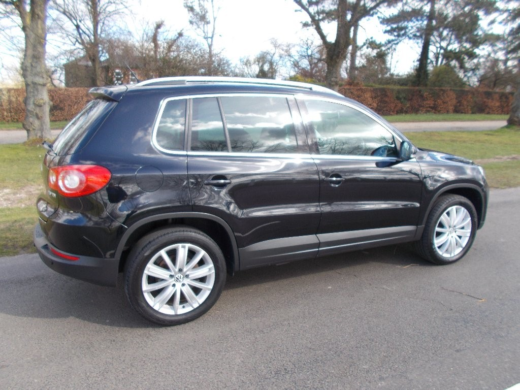 All Types tiguan length : VW Tiguan TDI Sport Tiptronic 4Motion 5dr for sale - Newmarket ...