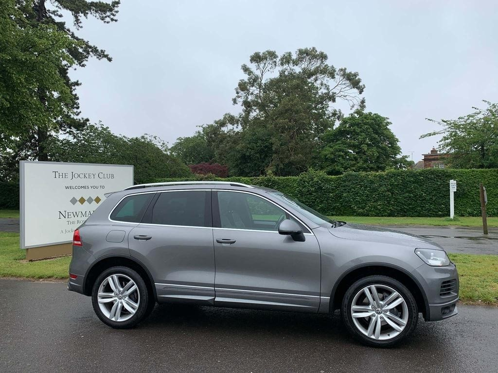 used VW Touareg TDI V6 Altitude Tiptronic 4x4 (s/s) 5dr in newmarket-suffolk