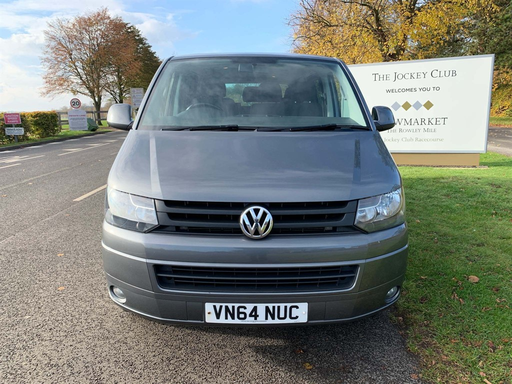 used VW Transporter TDI T32 Highline Kombi 4dr (LWB) in newmarket-suffolk