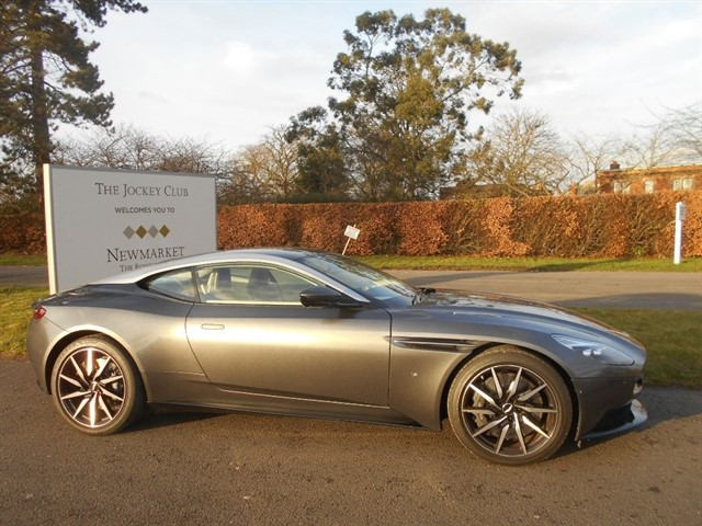 used Aston Martin DB11 V12 (s/s) 2dr in newmarket-suffolk