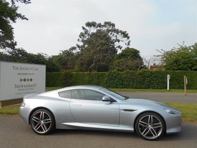 used Aston Martin DB9 5.9 Touchtronic II 2dr (2+2) in newmarket-suffolk