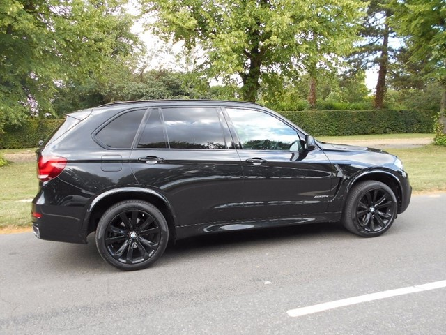 used BMW X5 30d M Sport xDrive 5dr (start/stop) in newmarket-suffolk