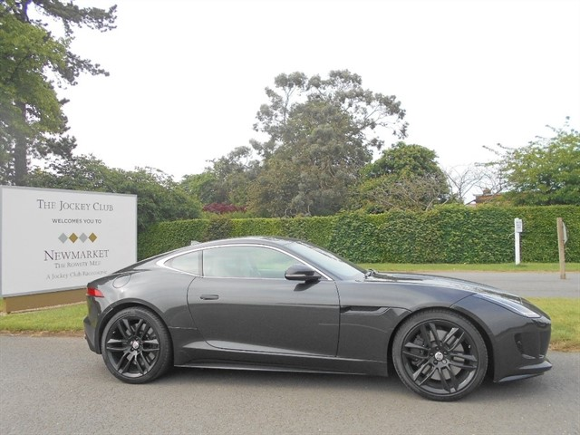 used Jaguar F-Type V8 Supercharged R 2dr in newmarket-suffolk