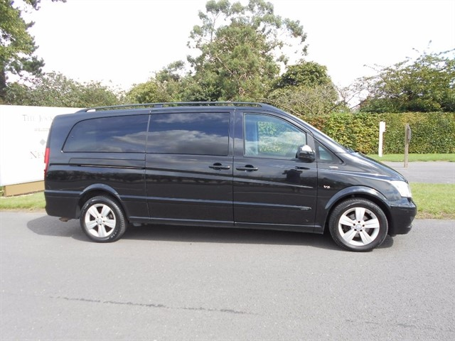 used Mercedes Viano 3.0 CDI Ambiente Extra Long MPV 5dr in newmarket-suffolk