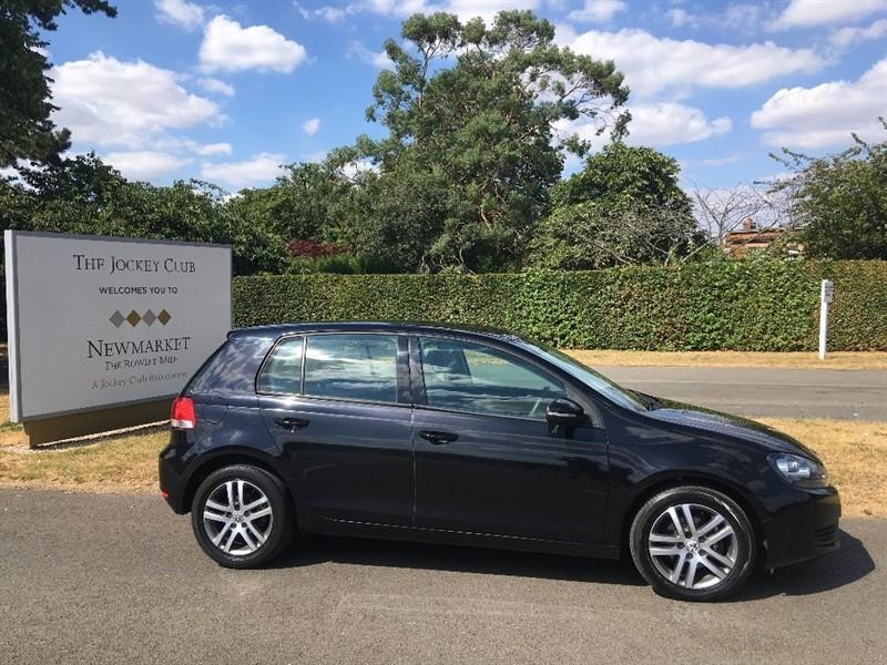 Volkswagen Golf In Newmarket Suffolk Compucars