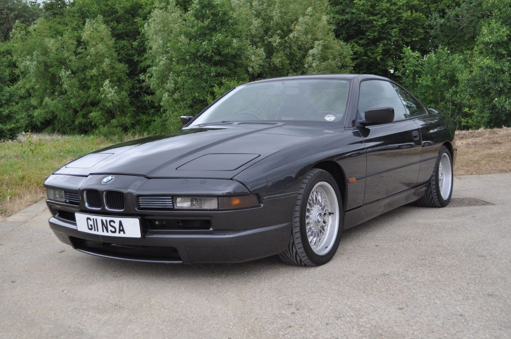 Used Black Bmw 850i For Sale Essex