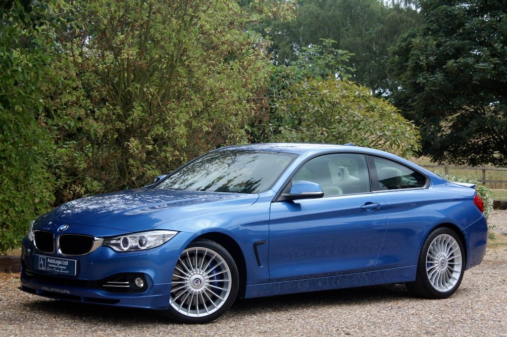 Used Estoril Blue Met BMW Alpina For Sale Nottinghamshire - Used bmw alpina for sale